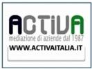 ACTIVA Consulenza e Mediazione di Aziende dal 1987 Da 30anni al fianco delle Aziende